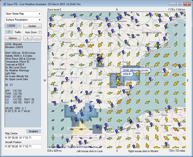 Opusfsi Live Weather Instant Weather Updates Live Camera